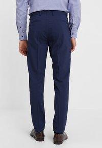 Tommy Hilfiger Tailored - Pantaloni eleganti - blue - 2