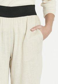 Jascha Stockholm - Pantalon classique - ecru - 3
