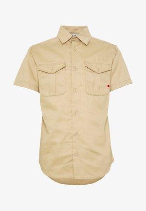 JJIROYAL JJSHIRT - Shirt - safari