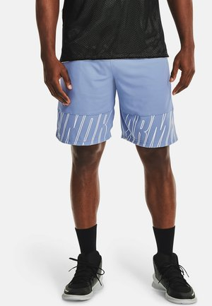 BASELINE SHORT - Sports shorts - washed blue