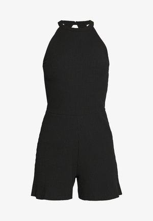 BASIC - Playsuit - Combinaison - black