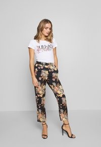 Liu Jo Jeans - MODA - Print T-shirt - white/multi-coloured - 1
