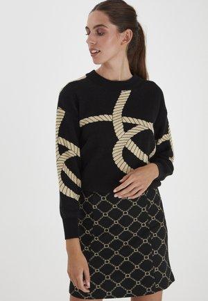 IHQIANA LS - Pullover - black