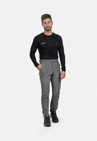 IZAS - SAREK - Sports shirt - black - 1