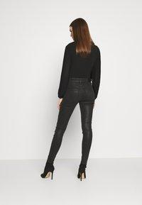 Diesel - SLANDY - Jeans Skinny Fit - black - 2