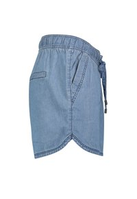 Sublevel - Denim shorts - middle-blue - 5