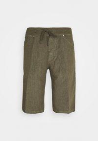 120% Lino - Shorts - vulcano - 0