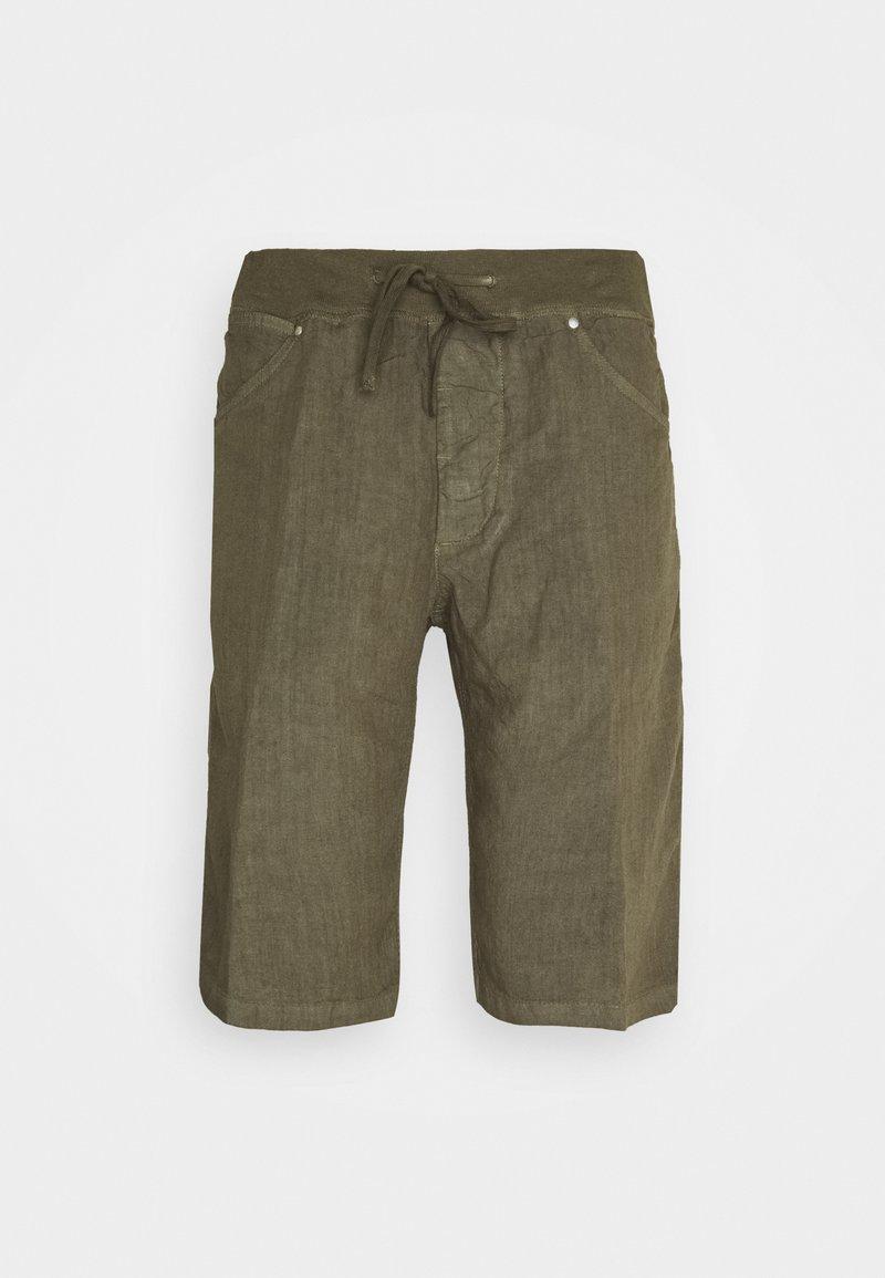 120% Lino - Shorts - vulcano
