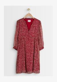 Maison 123 - Shirt dress - rouge foncé - 2