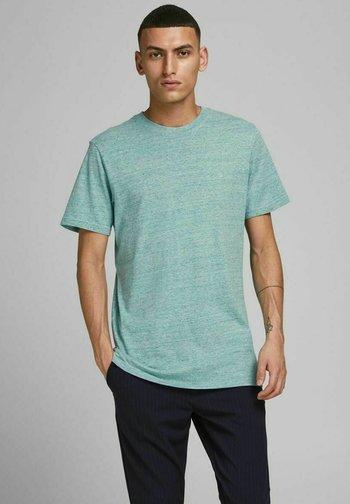 Basic T-shirt - bleached aqua