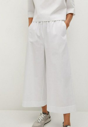 PILLU-H - Trousers - blanco
