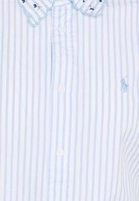 Polo Ralph Lauren - GEORGIA LONG SLEEVE - Košile - white/blue - 2