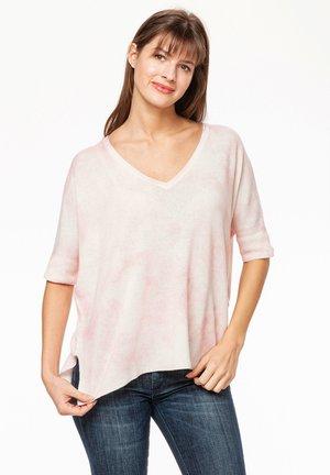 GRACE - Print T-shirt - light pink