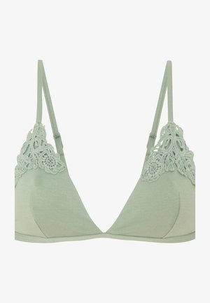 Bikiniöverdel - green