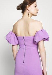 Mossman - MORE THAN WORDS DRESS - Day dress - lilac - 4