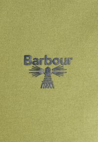 Barbour Beacon - SMALL LOGO TEE - T-shirt - bas - military olive - 2