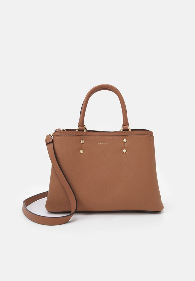 BAG SNATCH - Handbag - camel