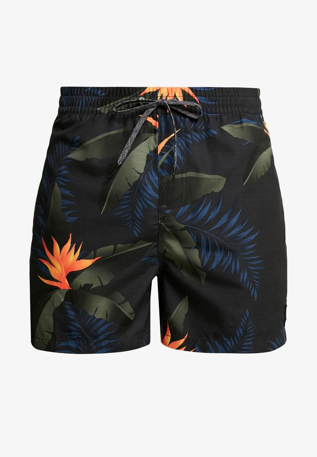 POOLSIDER VOLLEY - Swimming shorts - black