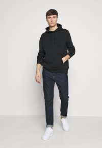 Hollister Co. - TONAL BOX  - Hoodie - black - 1