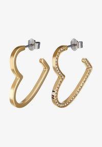 FINE - Earrings - gold-coloured