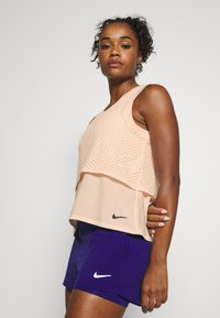 Nike Performance - DRY - Funkční triko - guava ice/black - 6