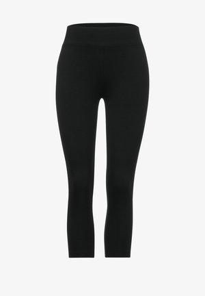 Leggings - Trousers - schwarz