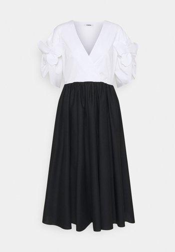 DRESS - Day dress - base unita/nero