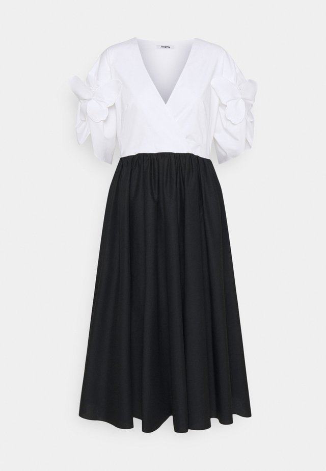 DRESS - Kjole - base unita/nero