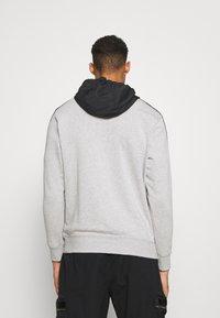 Nike Sportswear - Huppari - grey heather/black - 2