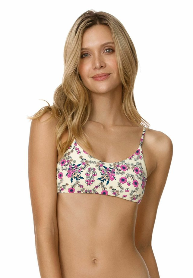 DEEPLY LOVE LANAI - Bikini-Top - yellow