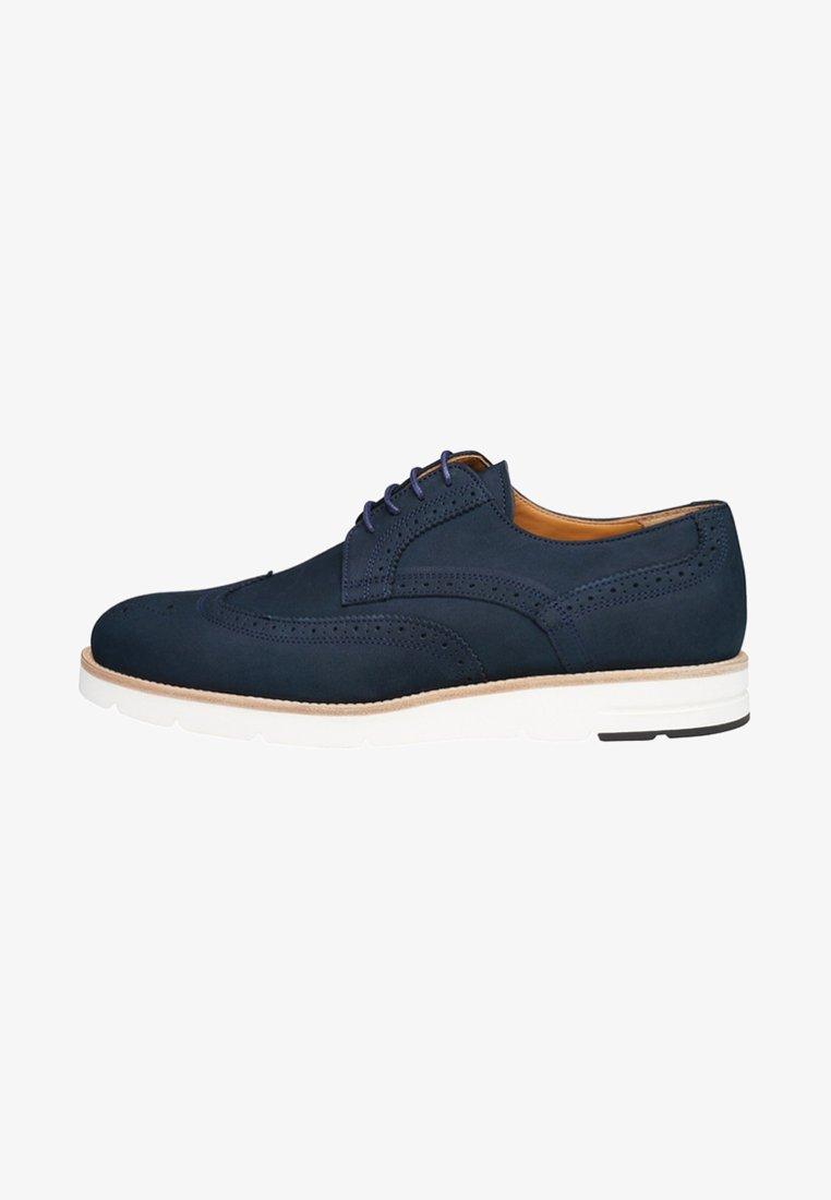 SHOEPASSION - NO. 363 UL - Casual lace-ups - dark blue