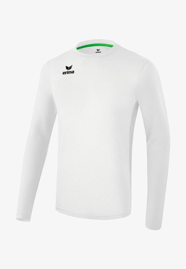 TRIKOT LIGA LANGARM KINDER - Sports shirt - white
