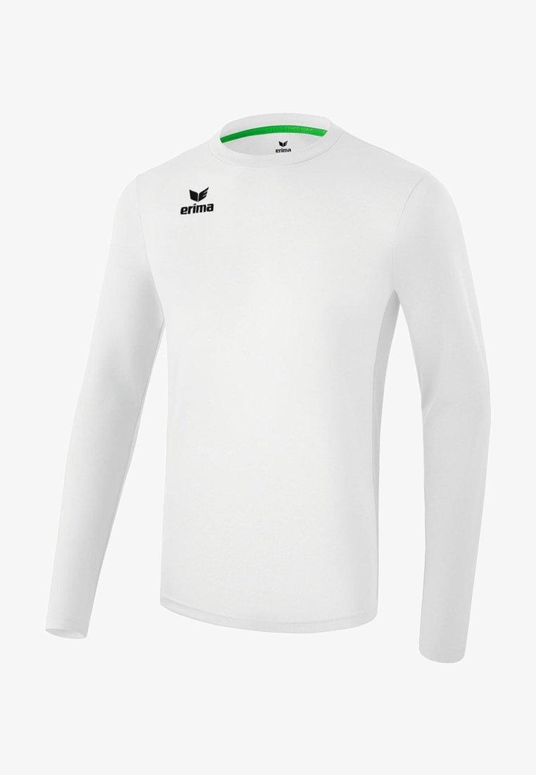 Erima - TRIKOT LIGA LANGARM KINDER - Sports shirt - white