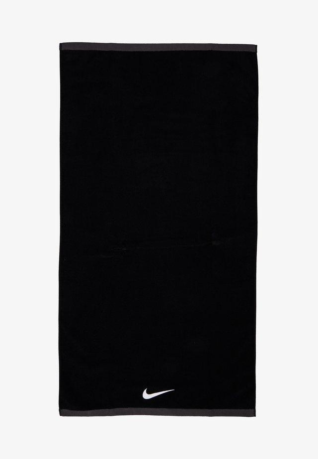 FUNDAMENTAL - Handdoek - black/white