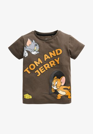 TOM &AMP JERRY - Camiseta estampada - brown
