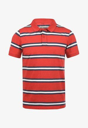 Polo shirt - pomp red