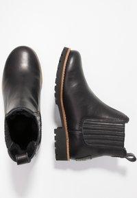 Panama Jack - IGLOO TRAVELLING - Classic ankle boots - black - 3
