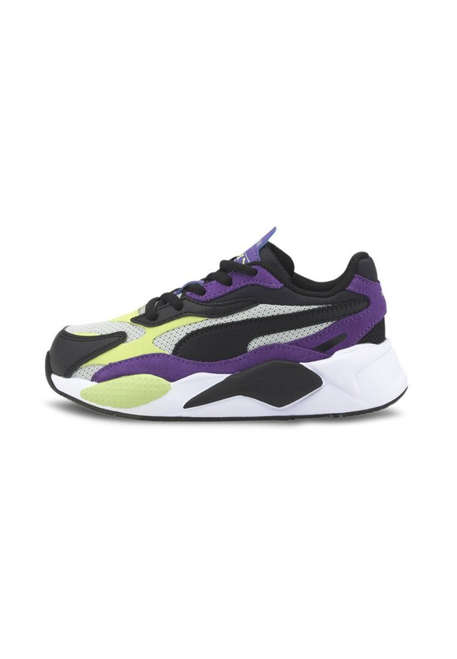 RS-X³ BRIGHT - Sneakers - sharp green-ultra violet