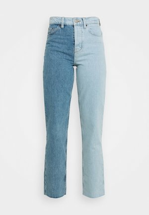 TWO TONE PAX - Relaxed fit jeans - summer blue