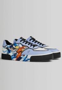 Bershka - NARUTO - Sneakers - multi-coloured - 2