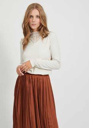 VISOLITTA - Long sleeved top - birch