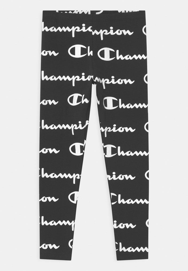 Champion - AMERICAN CLASSICS UNISEX - Tights - black