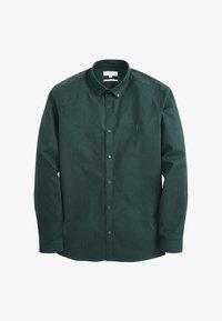 STRETCH OXFORD - Shirt - green