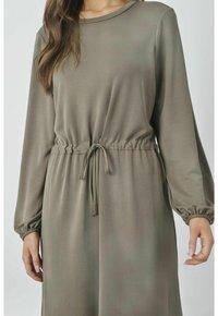 Ro&Zo - Day dress - khaki - 2