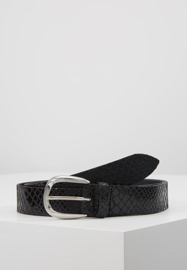 Pásek - schwarz