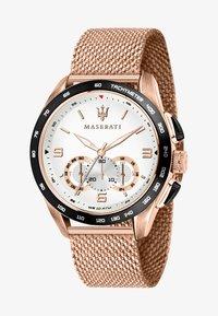 Maserati - TRAGUARDO - Chronograph watch - roségold - 0