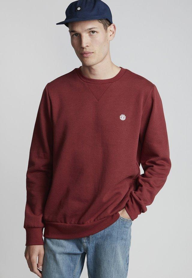 CORNELL CLASSIC - Sweater - port