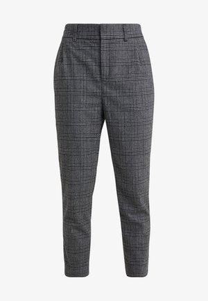 FIND - Kalhoty - grey/black