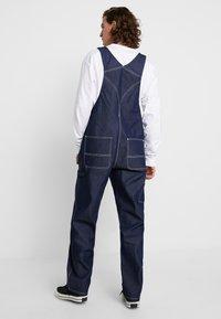 Carhartt WIP - SIMPLE PANT NORCO - Straight leg -farkut - blue rigid - 2