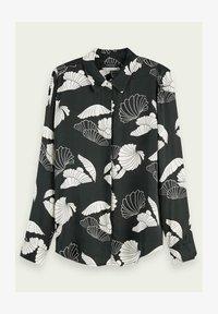 Scotch & Soda - DRAPEY  - Button-down blouse - combo a - 4